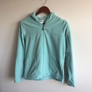 Lacoste - hooded zip up
